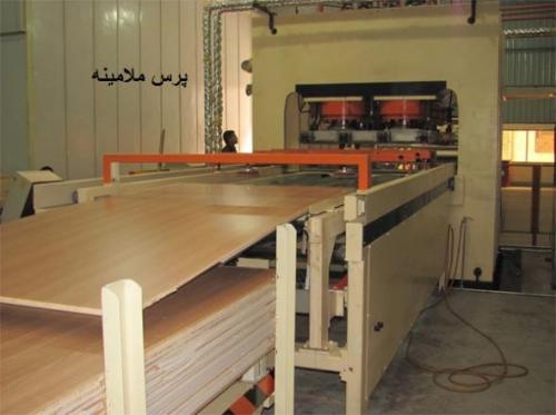 ساخت ماشین آلات  امباس