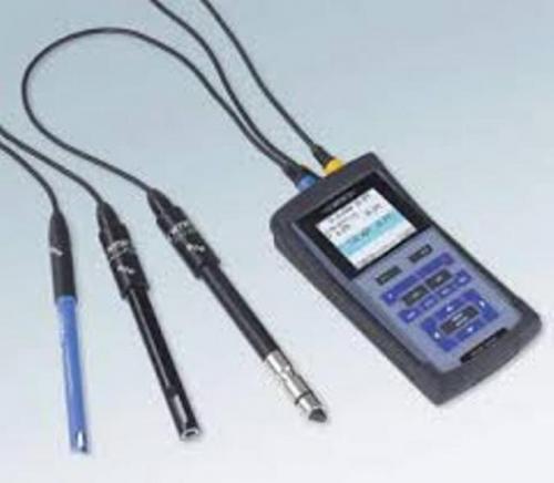 مولتی متر دیجیتال قابلیت اندازه گیری  pH/mV/ISE/EC/TDS