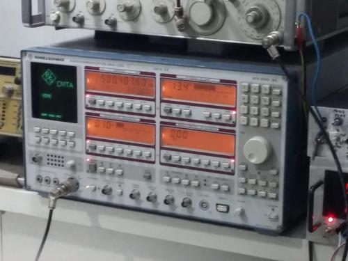 رادیوتستر CMTA54 ساخت شرکت R&S