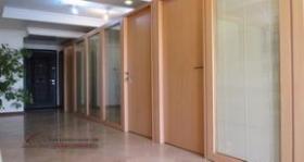 شرکت سازینه چوب تولید کننده پارتیشن دوجداره اداری