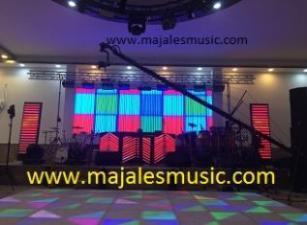 گروه ارکستر و دی جی برای مجالس عروسی و نامزدی تولد