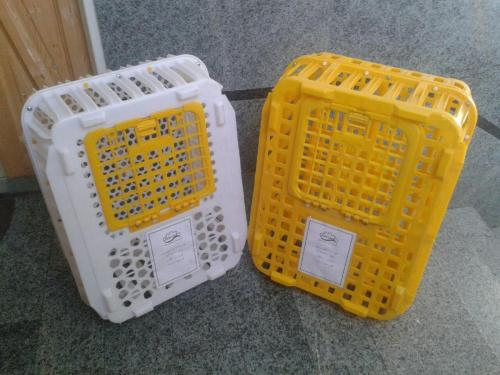 قفس حمل مرغ زنده - قفس حمل بلدرچین