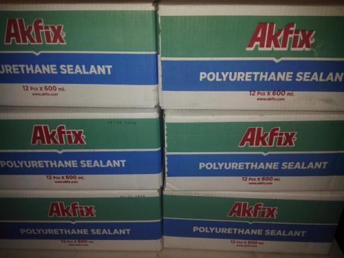 وارد کننده ماستیک پلی یورتان اک فیکس ترکیه