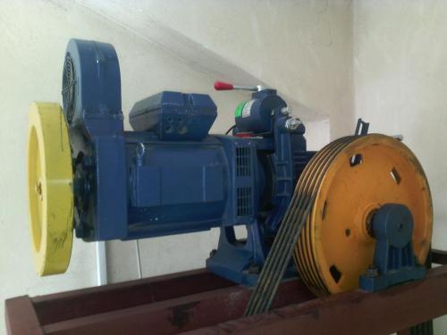 تعمیرات تخصصی موتور گیربکس اسانسور