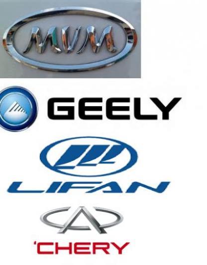 شرکت اروندپارت ارائه دهنده لوازم یدکی خودروهای چینی