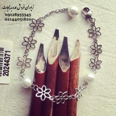 دستبند عمده مروارید دار در زیوران