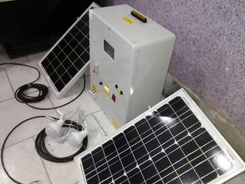 برق خورشیدی خونه باغ و مسافرتی