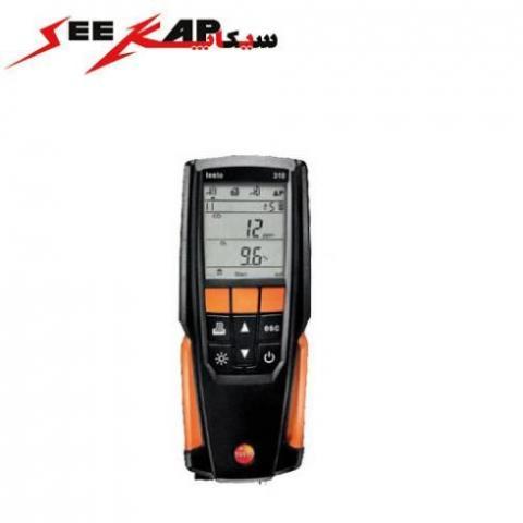آنالایزر گاز دودکش و احتراق تستو مدل Testo 310