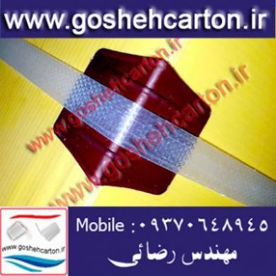 گوشه محافظ پلاستیکی کارتن : انعطاف پذیر و بدون شکنندگی