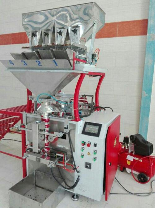 سازنده ماشین الات صنایع غذایی وبسته بندی