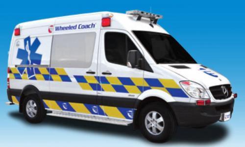 خرید و فروش آمبولانس نو وکارکرده تیپ A.B.C