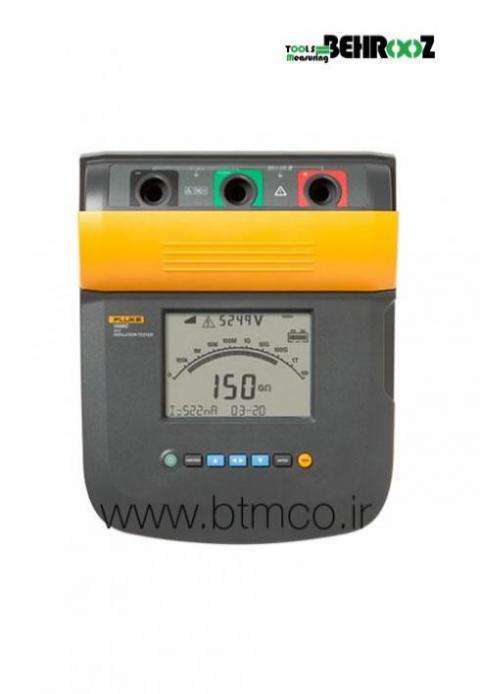 تستر مقاومت عایق ، میگر دیجیتال 5 کیلو ولت فلوک مدل FLUKE 15