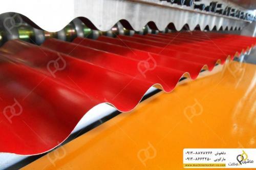 تولید و فروش مستقیم انواع پروفیل و ورق شیروانی - 09128663250