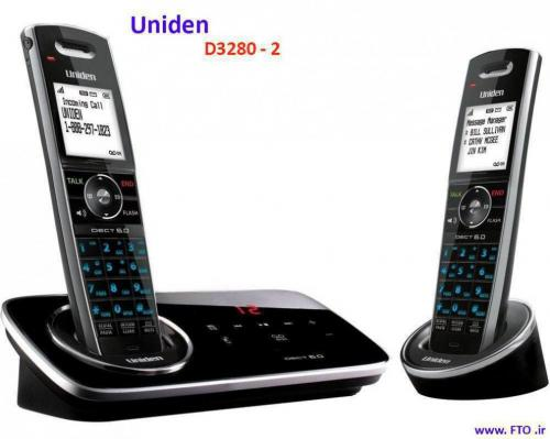 تلفن بی سیم یونیدن مدل D3280-2