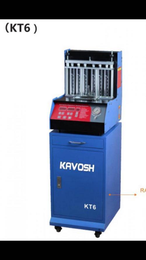 دستگاه انژکتورشور 6 سیلندر KT6 KAVOSH