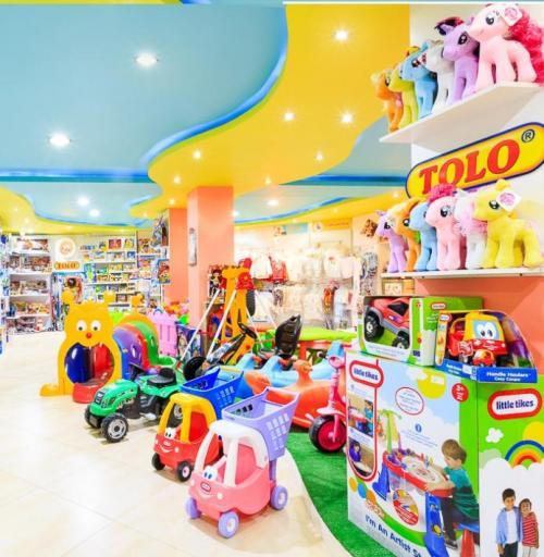 فروشگاه اسباب بازی مهدکودکی و شهربازی پیکوتویز