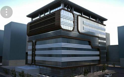 اجرای حرفه ی نمای ساختمان با چوب  کامپوزیت در استان کرم�