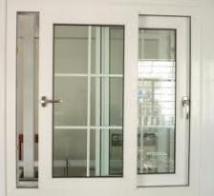 پنجره دوجداره آلومینیوم ترمال بریک در اهواز