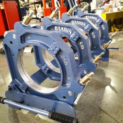 دستگاه جوش پلی اتیلن ٢٥٠ هیدرولیک بارینکو