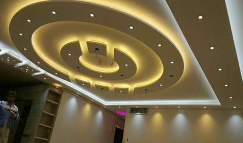 سقف و دکور کناف*طراحی مهندسی در گیلان