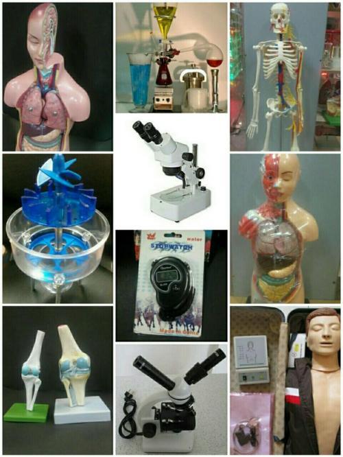 فروش تجهیزات کمک آموزشی و آزمایشگاهی و کیت های مدارس