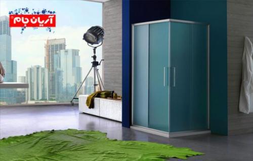 کابین دوش ، دور دوشی ، جداکننده حمام