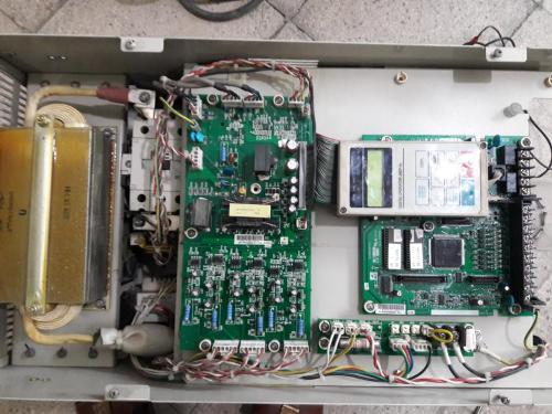 تعمیرات تخصصی اینورتر و درایور موتور