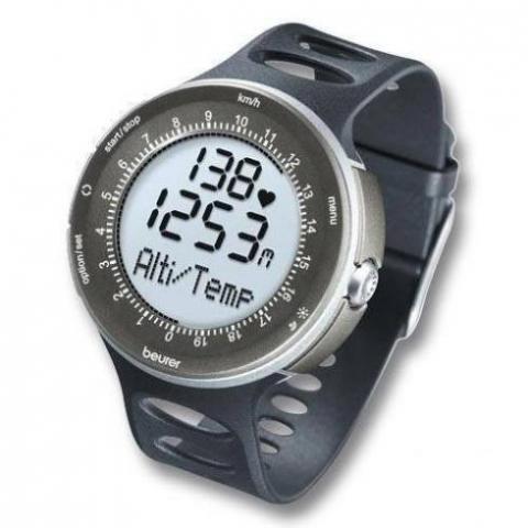 ساعت نمایشگر ضربان قلب بیورر مدل BEURER PM90 رسید