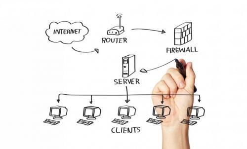 طراحی، بهینه سازی و اجرای زیرساخت شبکه