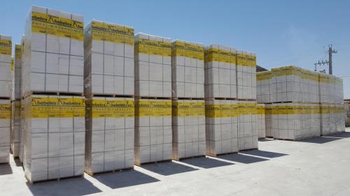 تولید کننده بلوک هبلکس در همدان - istgah.com - مصالح ساختمانی