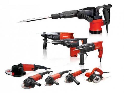 تعمیر انواع ابزار برقی