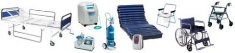 لوازم و تجهیزات پزشکی مورد نیاز جهت نگهداری بیمار