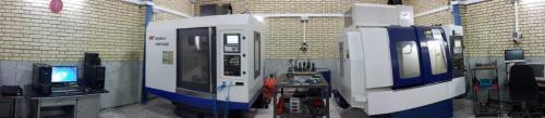 قلبسازی و تولید قطعات دقیق صنعتی SEVEN CNC