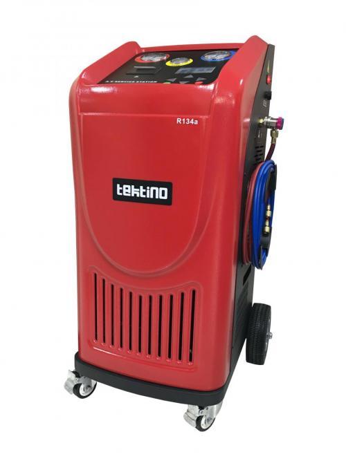دستگاه شارژ گاز کولر اتوماتیک Tektino با زبان فارسی