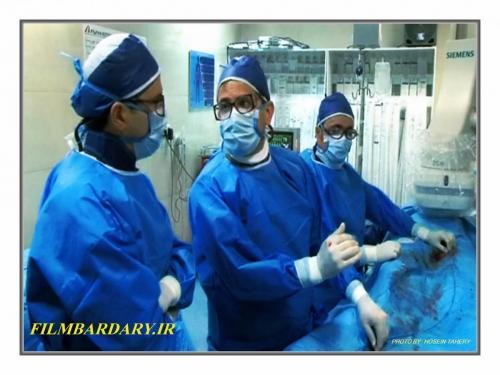 فیلمبرداری و عکاسی از ورک شاپ و همایشات پزشکی کشور