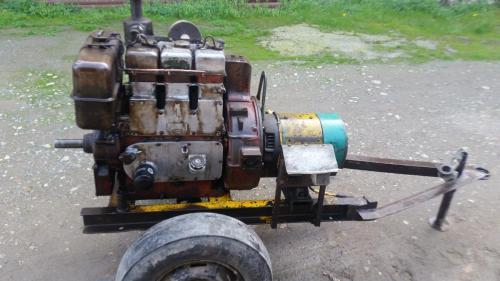 فروش موتور جوش دیزل سیار