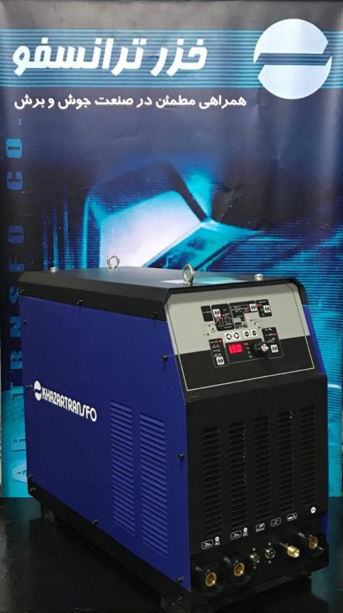 دستگاه جوشکاری آرگون با قلب تپنده Infineon آلمان