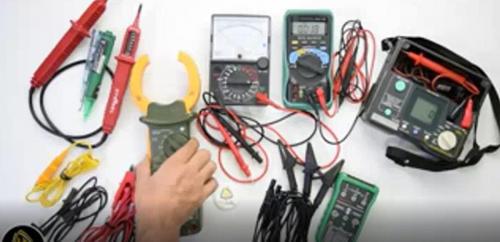 فروش ویژه تجهیزات اندازه گیری برق و الکتریک