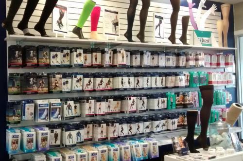 پخش و فروش انواع جوراب واریس