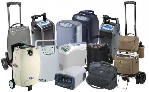 مرکز فروش انواع دستگاه های اکسیژن ساز بیمار
