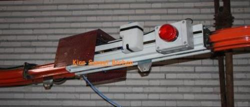 دستگاه روغن زن و کلینر زنجیر کانوایر