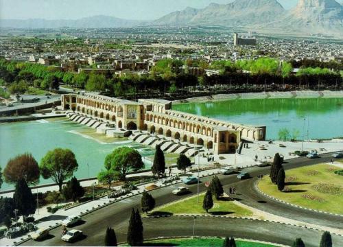 تور ارزان اصفهان