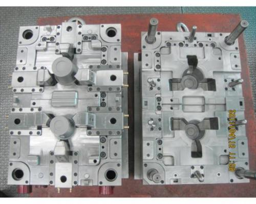 طراحی و ساخت قالب های تزریق پلاستیک (قالبسازی)