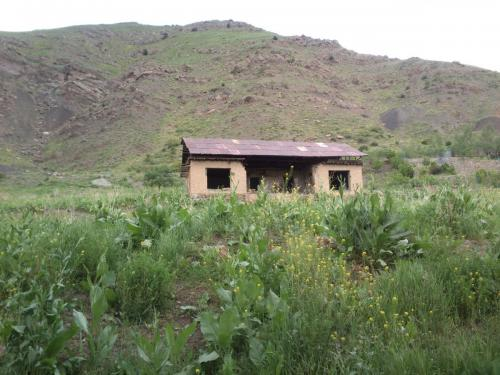 فروش زمین در گرمابدر مناسب محل پانسیون ونگهداری اسب