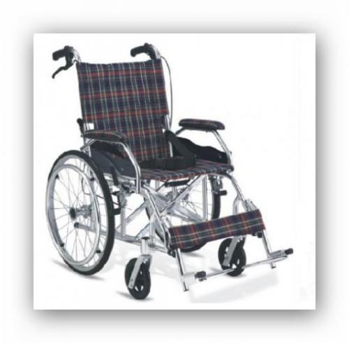 ویلچر آلومینیومی چرخ استاندارد