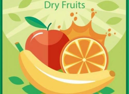 آموزش میوه خشک به صورت کاملا حرفه ای