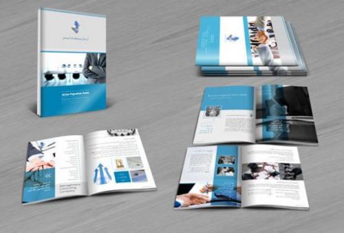 طراحی مجله ، نشریه ، ویژه نامه