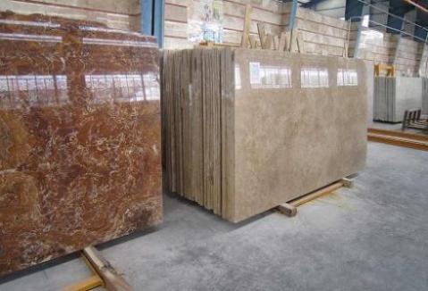 فروش انواع سنگ های ساختمانی