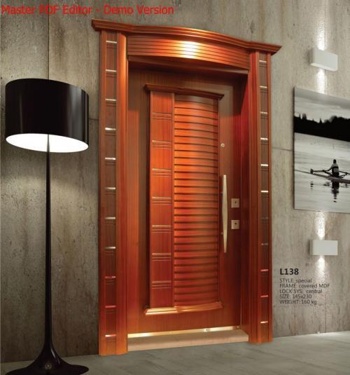 درب های ضدسرقت و ضدحریق و انواع دربهای اتاقی سبلان درب ...