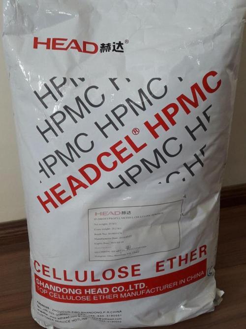 فروش HPMC  برند هد سل و هانست 200 هزار بسیار قدرتمند